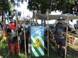 La Compagnia d'Arme a Mantova Medievale 2016